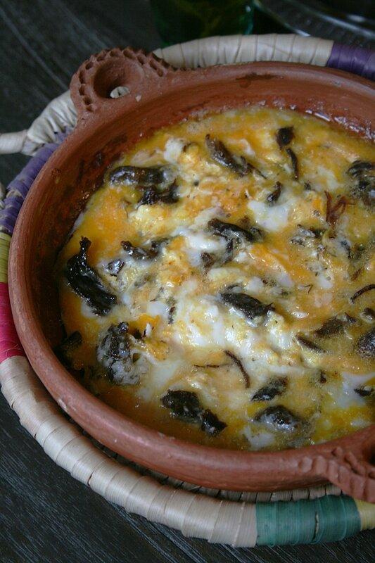 omelette au khlii - cuisine marocaine2