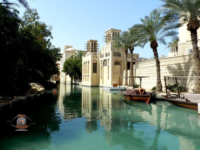 Le souk Madinat Jumeirah