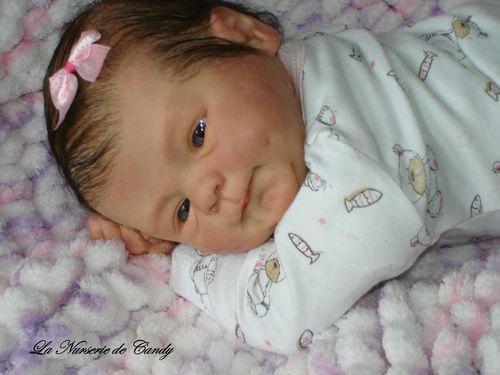 candy newborn