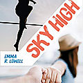 Sky high de emma r. lowell