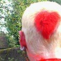la coiffure du marié