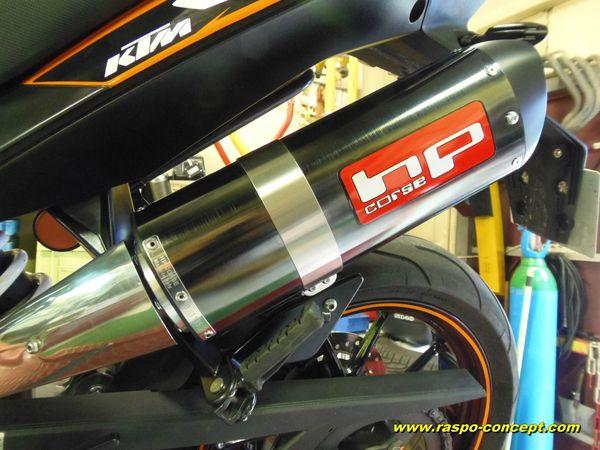 KTM 125 by Raspo HP Corse