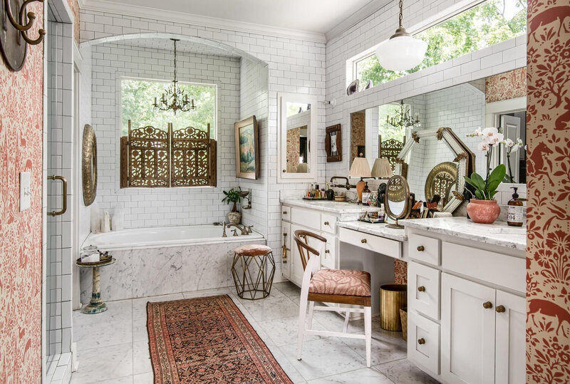 Louisa Pierce's Vintage Eclectic Nashville Home is For Sale TheNordroom (58)
