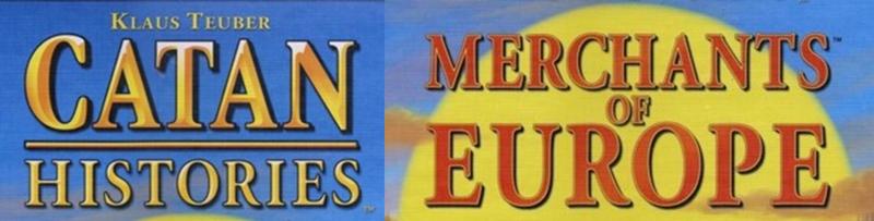Catan Histoires : Marchands d'Europe - Klaus Teuber