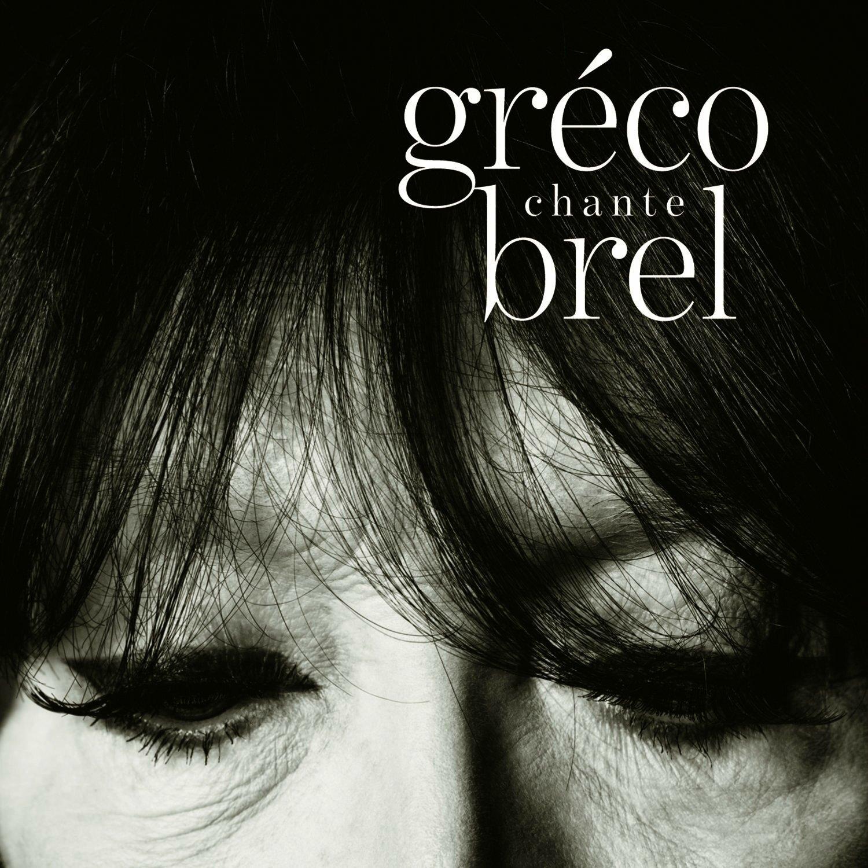 """""""Gréco chante Brel"""" par Juliette Gréco (sortie 28/10/2013)"""
