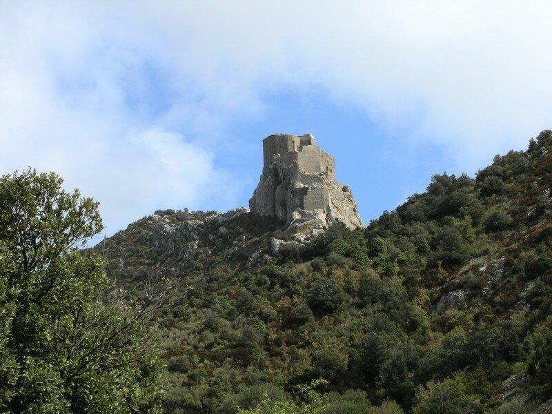 QUÉRIBUS Le Château