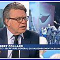 Gilbert collard prend la défense des artisans bouchers charcutiers traiteurs