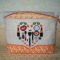 Trousse crochet