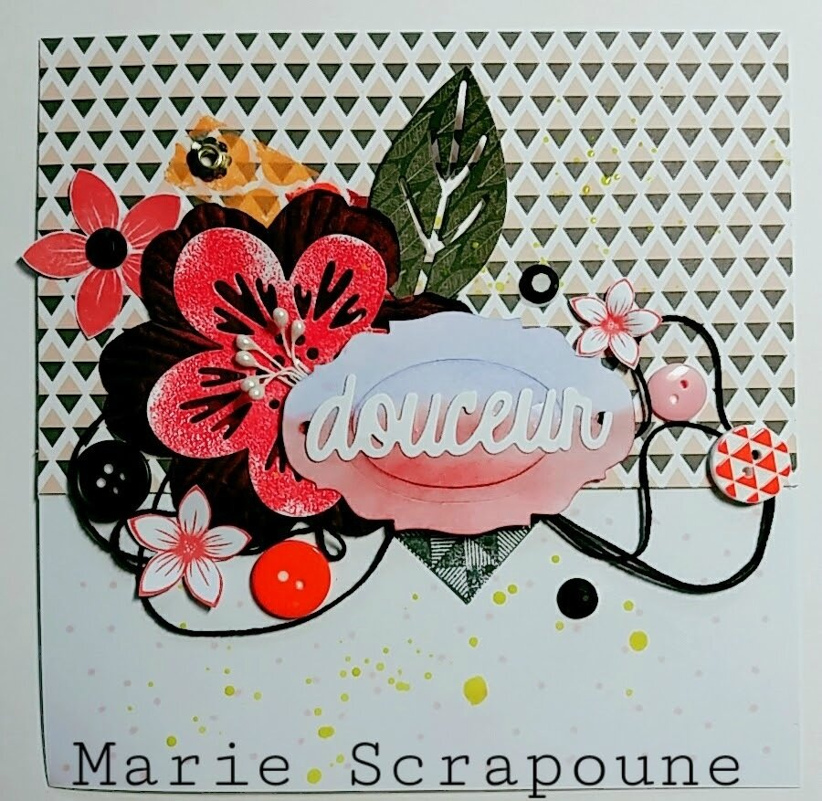 2 - Marie Scrapoune
