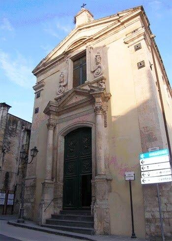SORTINO (église)