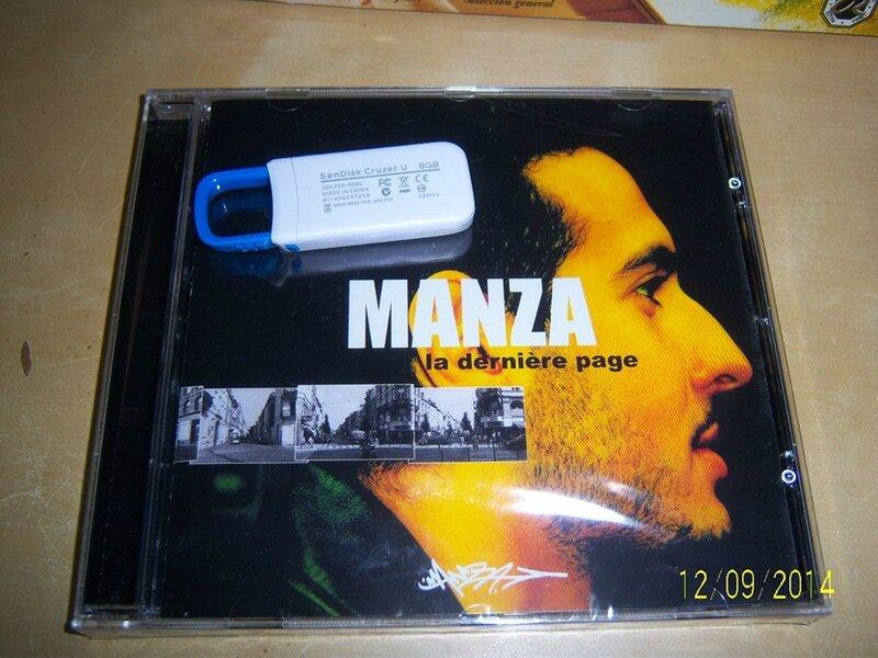 Manza-Homme del'être