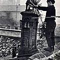 Lo spazzacamino- the chimney sweeper - le ramoneur