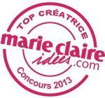 top Créatrice 2013 - logo