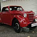 Opel kadett strolch prototype-1938