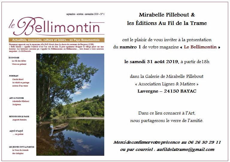 Bellimontin Invitation
