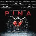 «pina» : un film documentaire de wim wenders à voir et revoir