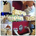 Mother's milk soap pour p'tite fée pour beltane,