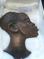 Tête en cuivre RDC