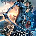 Alita : battle angel de robert rodriguez