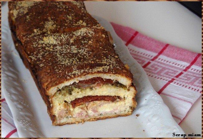 croq cake italien 3