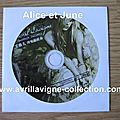 CD promotionnel Goodbye Lulllaby-version chinoise (2011)