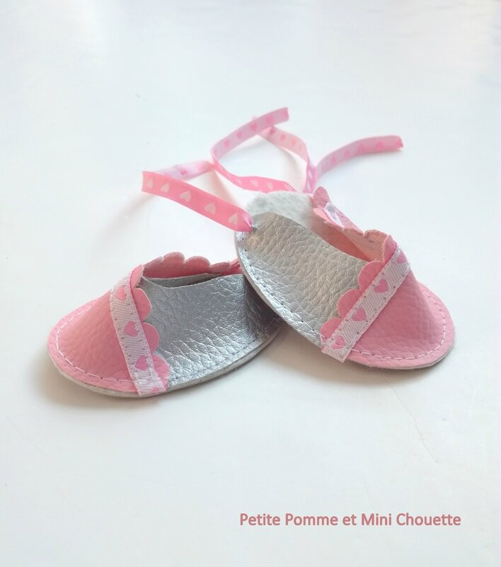chaussons princesse