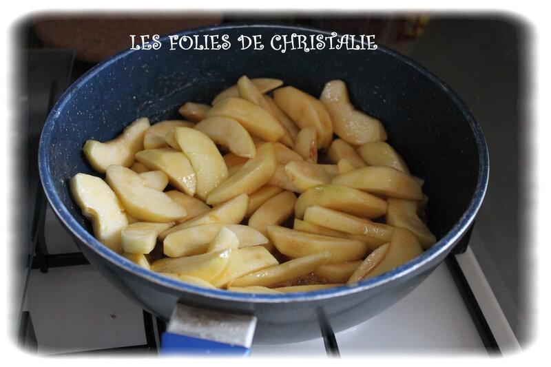 Tarte aux pommes SSG 1