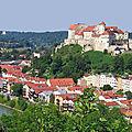 Chateau de burghausen - allemagne