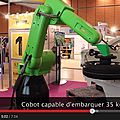 Vers la robotique industrielle collaborative