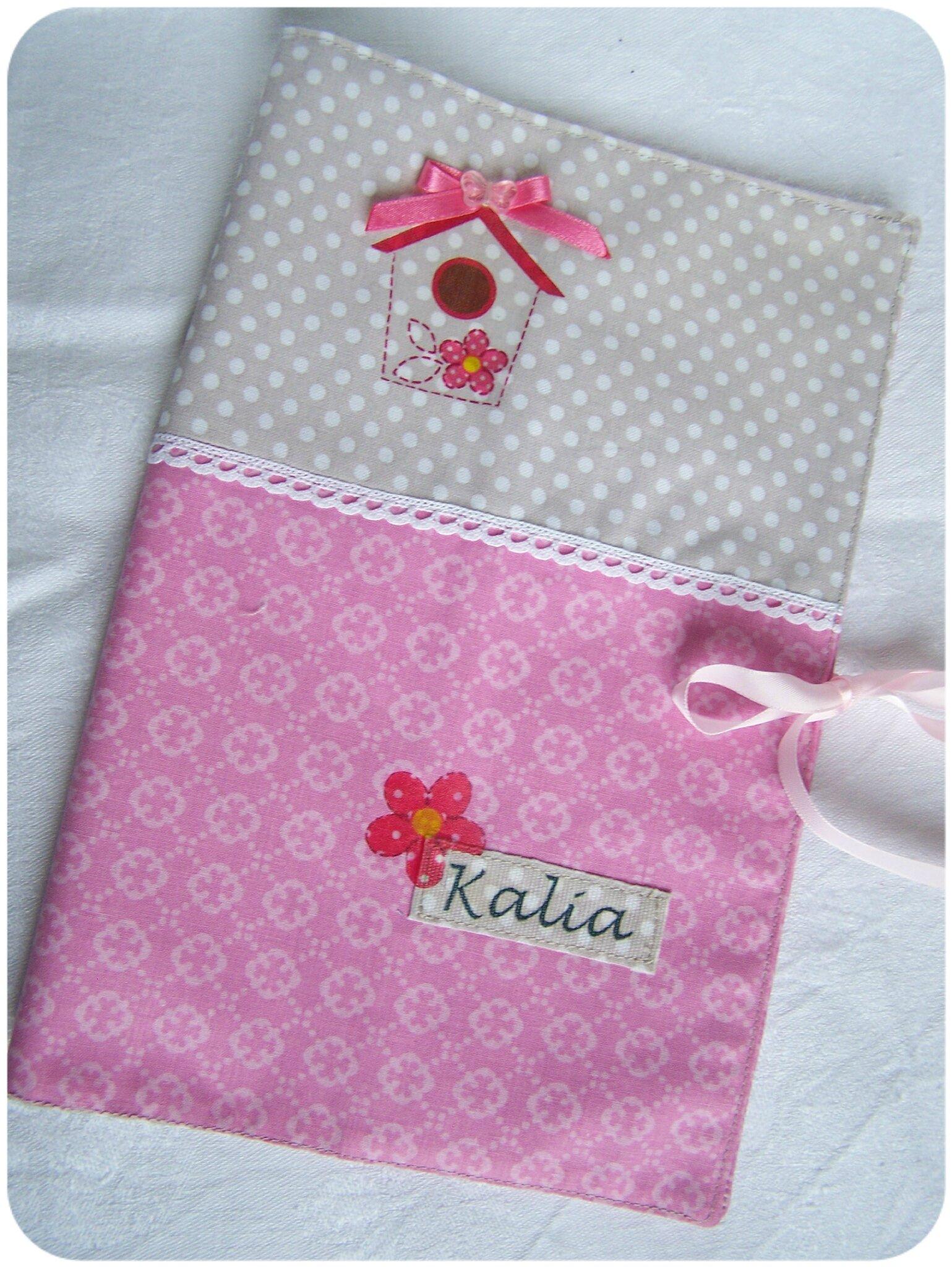 protège carnet de santé Kalia