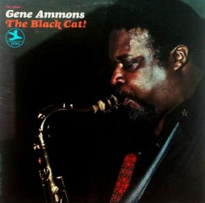 Gene Ammons - 1971 - The Black Cat! (Prestige)