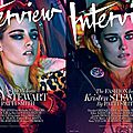 Photoshoot 2015: interview magazine