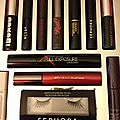 Nyc - mes achats make up