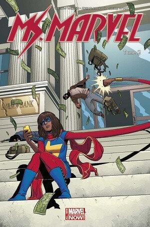 [Chronique Comics] Ms. Marvel, tome 2 : Generation de W. Wilson, A. Alphona & J. Wyatt