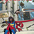 [chronique comics] ms. marvel, tome 2 : generation de w. wilson, a. alphona & j. wyatt