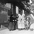 La libération : infirmières canadiennes à valenciennes