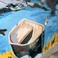 détail barque