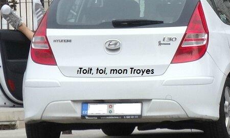 tchèques à Troyes