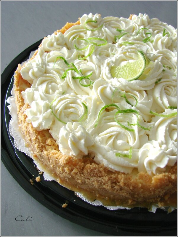 Key Lime Pie 001