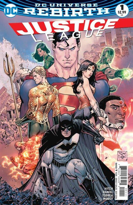 rebirth justice league 01