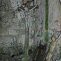 Désolation... même les Christ sont à terre, martyrs 2 fois
