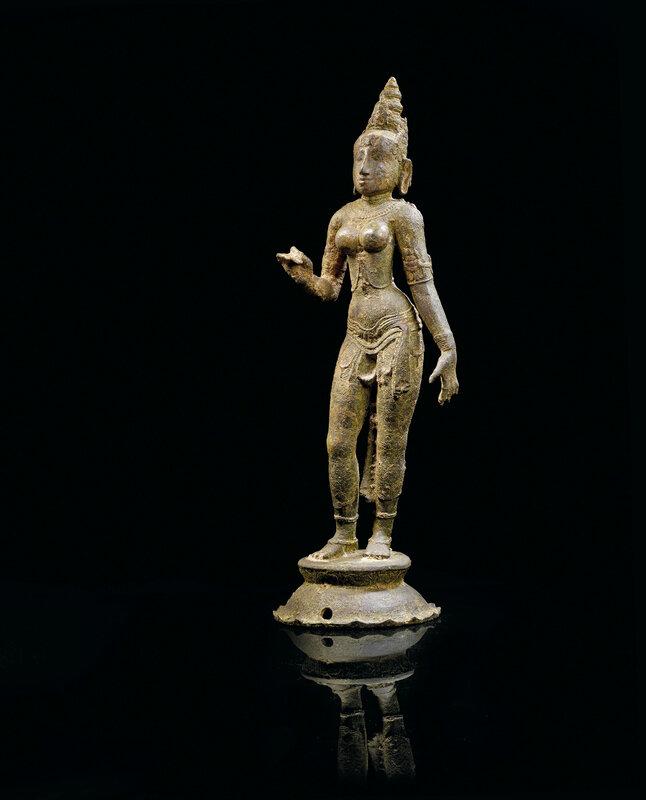 2019_PAR_17719_0237_000(importante_statue_de_uma_en_bronze_inde_du_sud_epoque_chola_xiieme_sie)