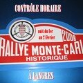 2008: Rallye Monte-Carlo historique