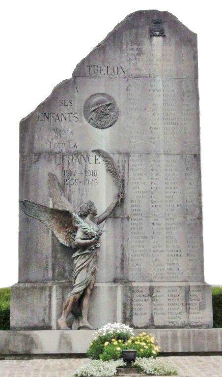 TRELON-Monument aux morts1