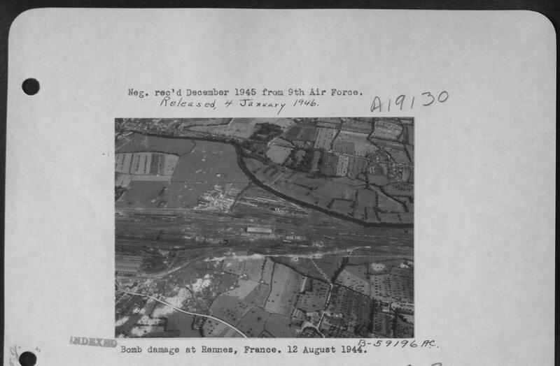 rennes 1944