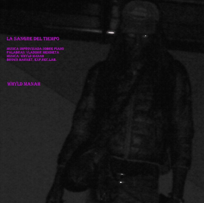 La sangre del tiempo cover vinyl II