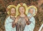 trinité où l'Esprit Saint est féminin