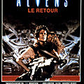Aliens, le retour de james cameron
