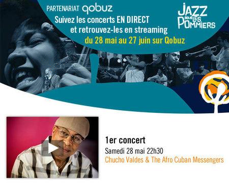 Qobuz - jazzsouslespommiers 2011