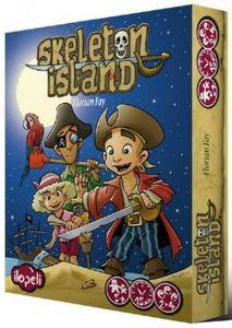 Boutique jeux de société - Pontivy - morbihan - ludis factory - Skeleton island